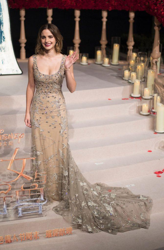 Emma Watson suknia Elie Saab