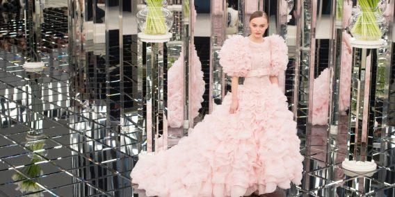 Pokaz Chanel haute couture wiosna lato 2017