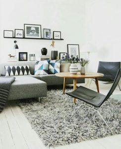 dywany shaggy snandynawskie