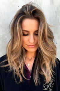 fryzura nieład
