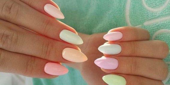 manicure trendy