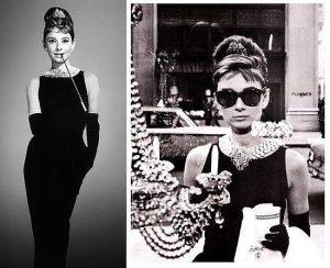 sukienka Audrey Hepburn sniadanie u tiffaniego