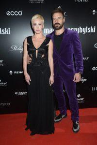 Kasia Warnke i Piotr Stramowski