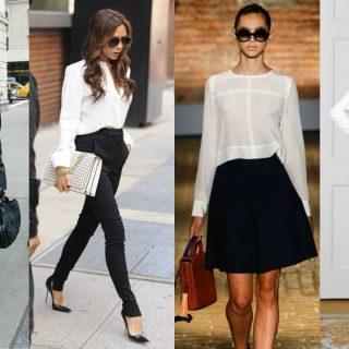 biała koszula damska do pracy