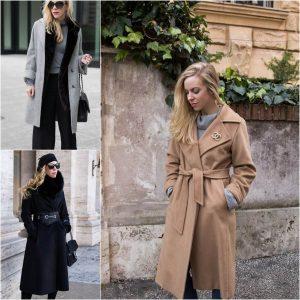 modne płaszcze damskie