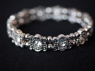 modne srebrne bransoletki