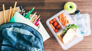 Powrót do szkoły w zdrowym stylu