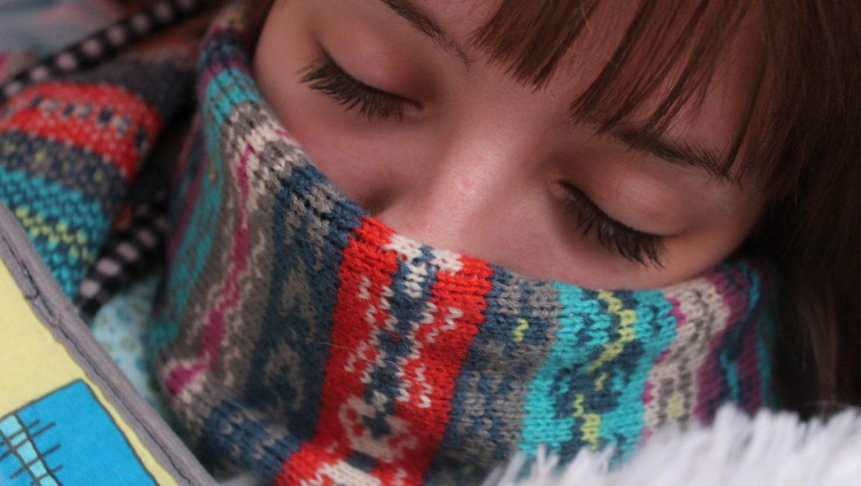 Domowe kuracje na przeziębienia